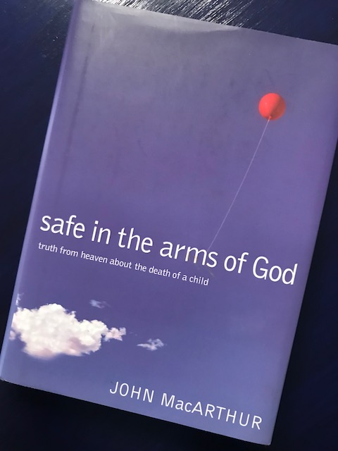 Safe in the Arms of God book