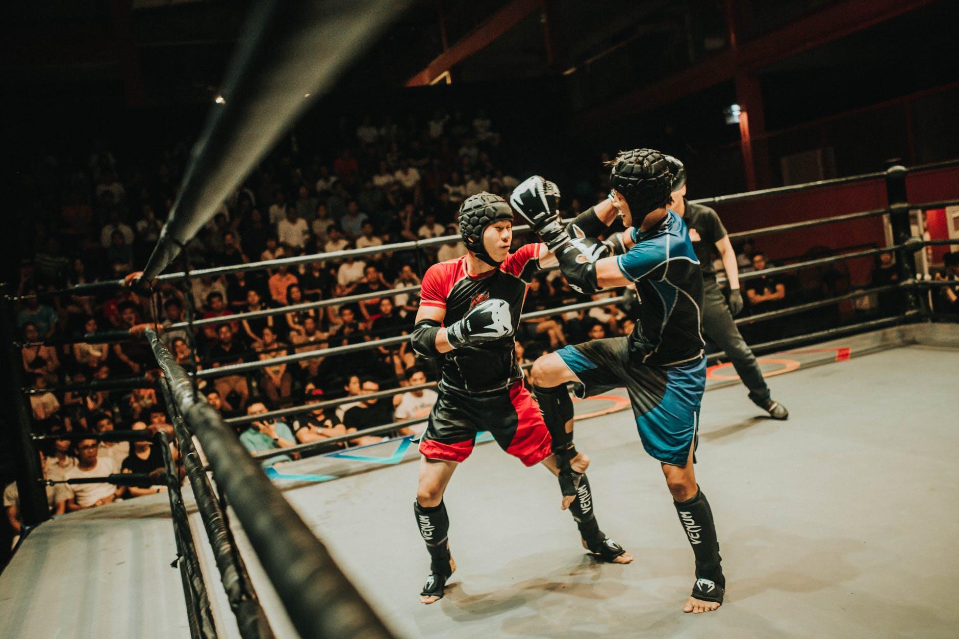 action adult athletes battle