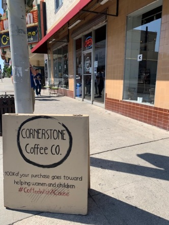 Cornerstone Coffee 1